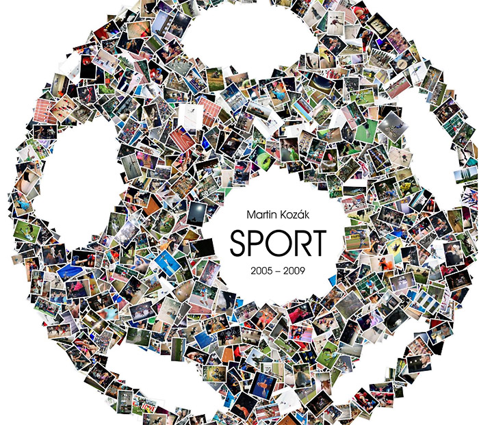 Kniha SPORT 2005 – 2009