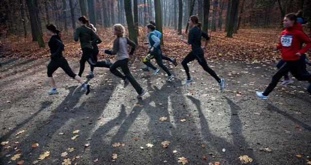 Běh přespolní
