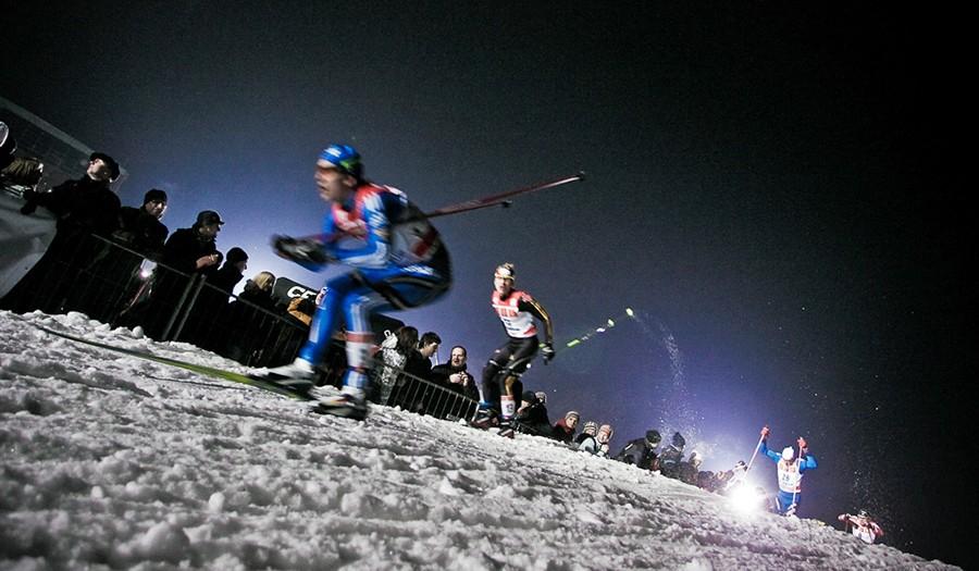 Ledový sprint