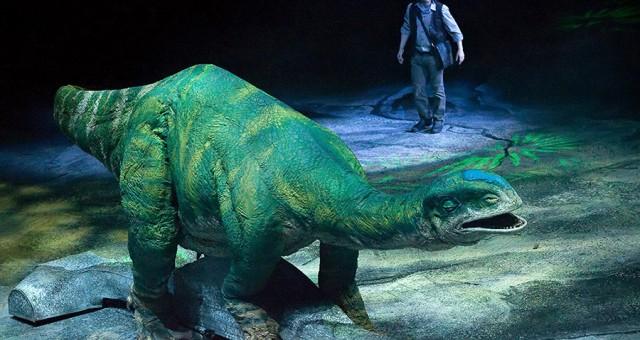 Na procházce s dinosaury