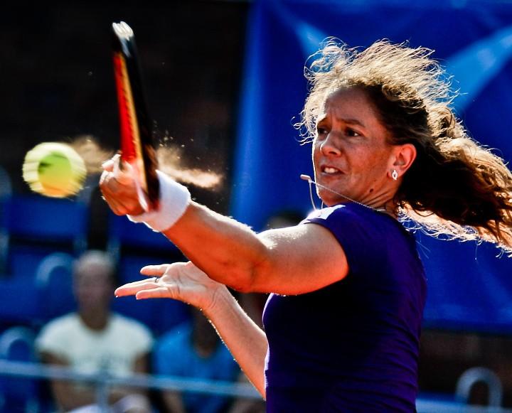Světlo a stín na tenise