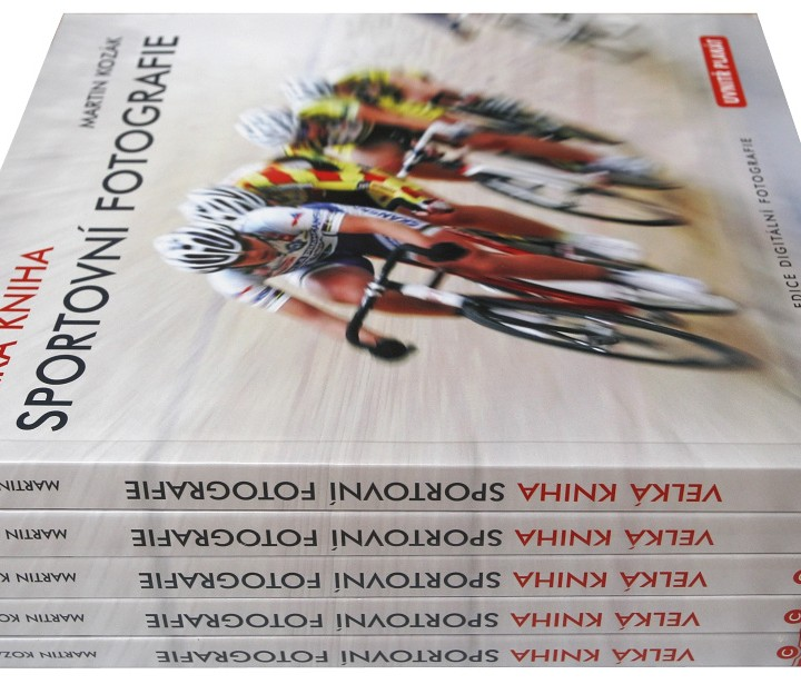 Velká kniha sportovní fotografie - jak to dopadlo?