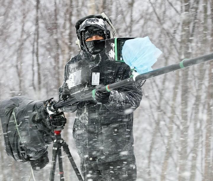 Jak jsem (ne)fotil skoky na lyžích