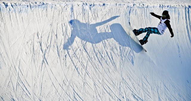 Český snowboardový pohár #1