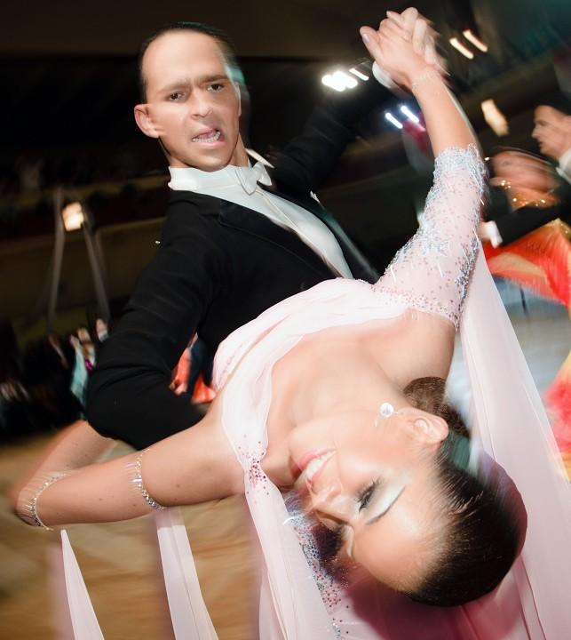 Mistrovství ČR ve standardních tancích