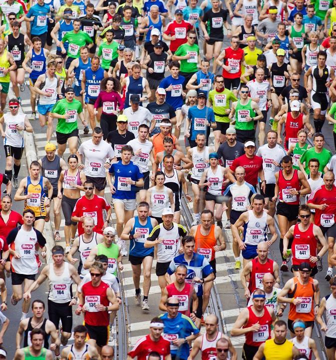 Pražský Hervis půlmaraton
