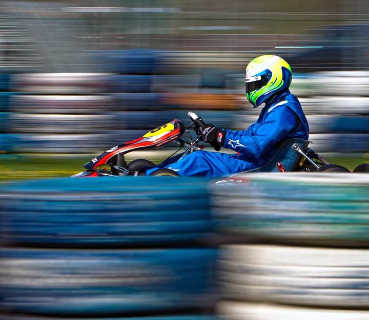 Mistrovství ČR v kartingu