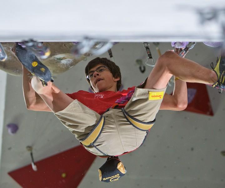Mistrovství v lezení na obtížnost
