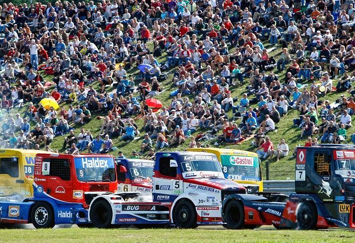 Czech Truck Prix 2011
