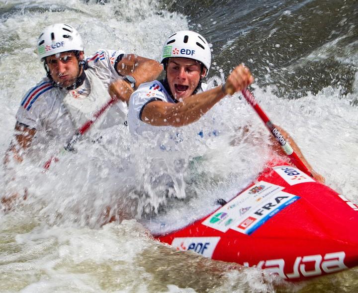 Světový pohár ve vodním slalomu