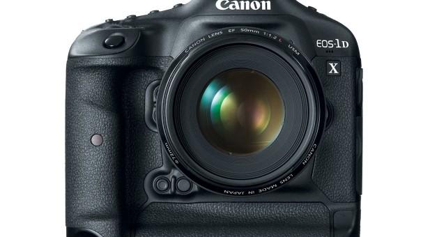 Nová vlajková loď - Canon EOS 1D X