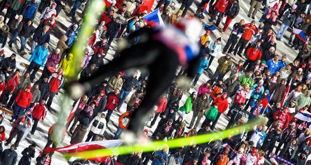 SP ve skocích na lyžích Harrachov 2011