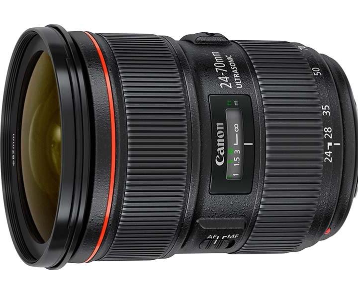 Spekulace: Je tohle nový Canon EF 24-70 f2.8L II? Potvrzeno!