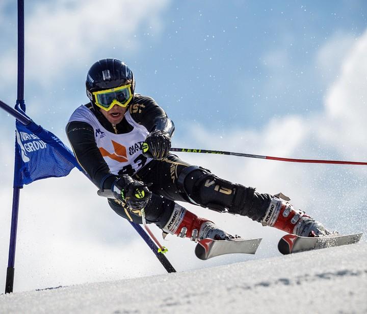 Mezinárodní MČR v alpských disciplínách
