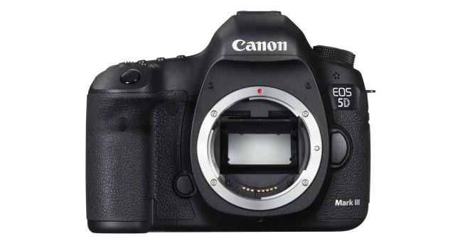 Canon EOS 5D Mark III - 1D X pro chudé?