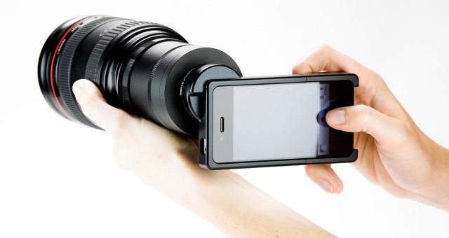 Fotopříslušenství (nejen) pro iPhone