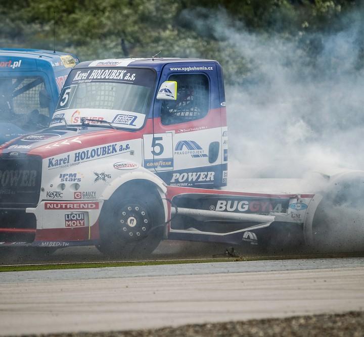 Istanbul Truck Racing