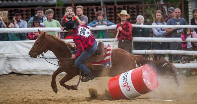 Velké radotínské rodeo