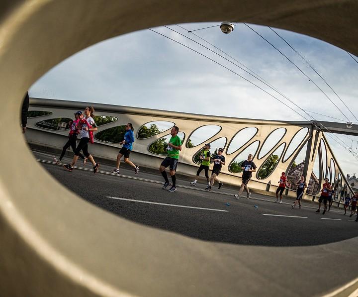 Budějovický půlmaraton