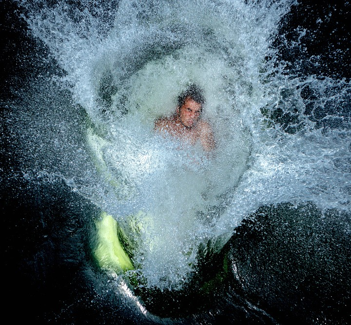 Splash! aneb Highjump II