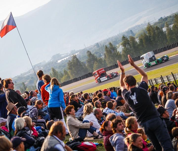 Czech Truck Prix 2012