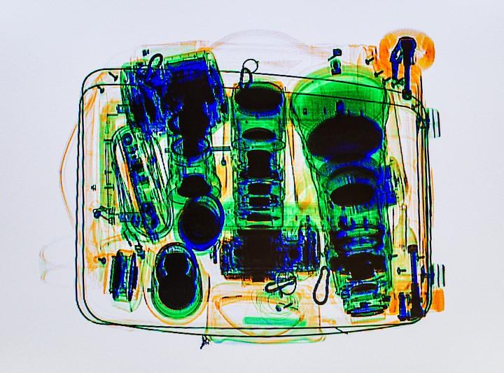 Fotovýbava pod rentgenem