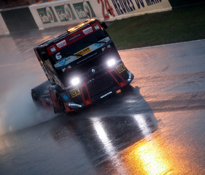 24 Heures Camions 2012