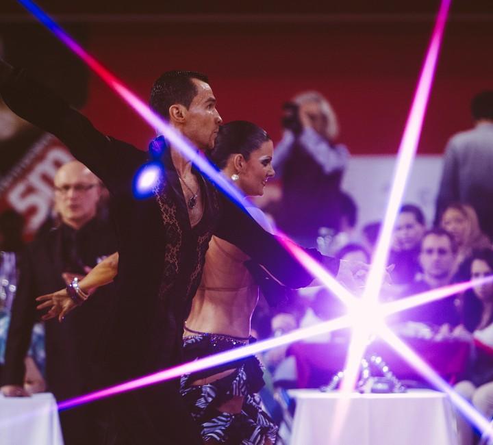 MČR v latinskoamerických tancích