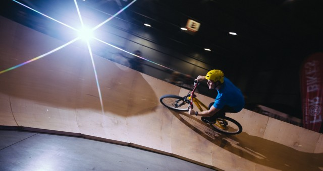 For Bikes 4EVENTS: pump track