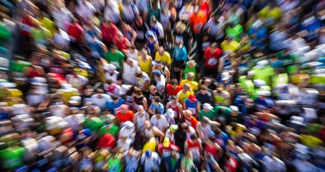 Jak se fotí (půl)maraton