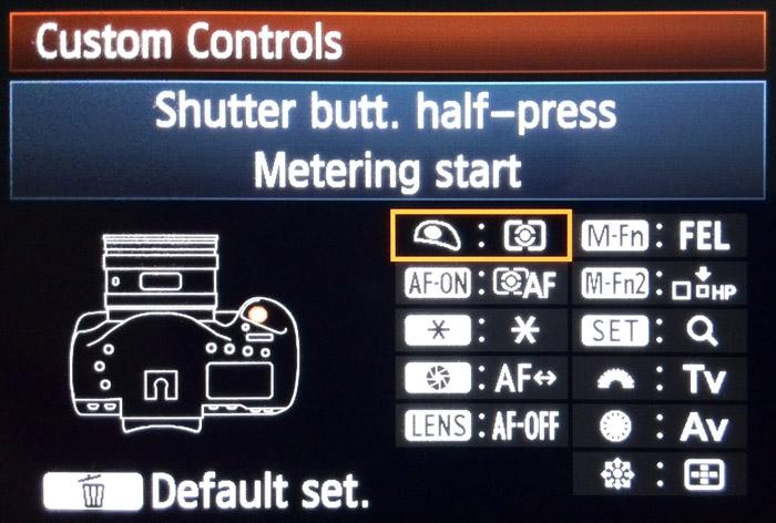Canon EOS-1D X část 2 – ovládání