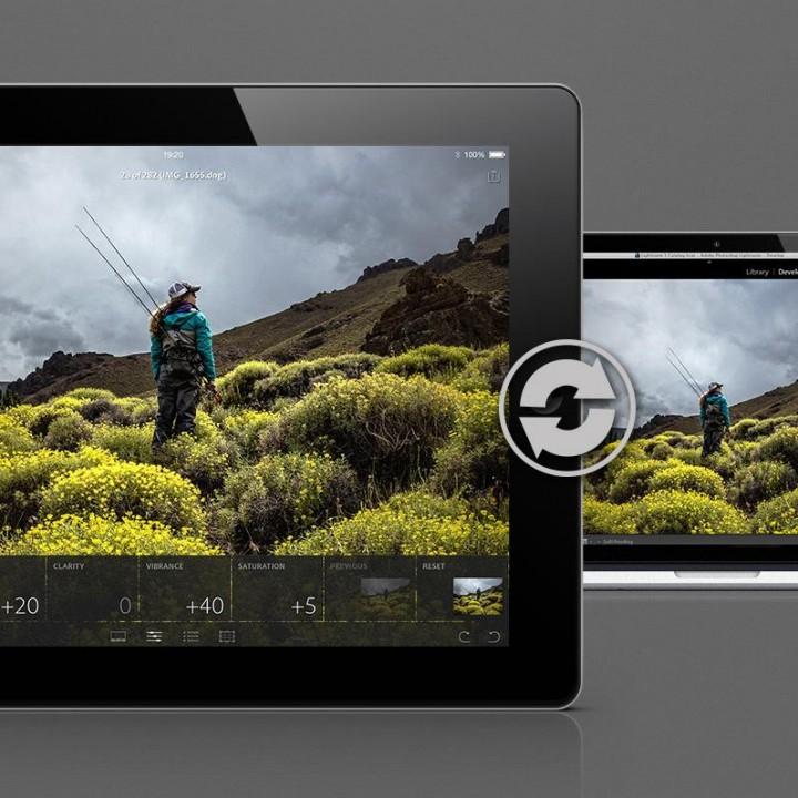 Vyšel Lightroom pro iPad, stojí za to?