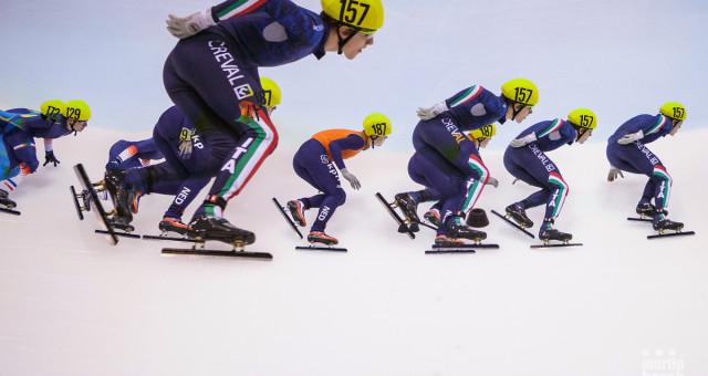 Světový pohár ve short tracku