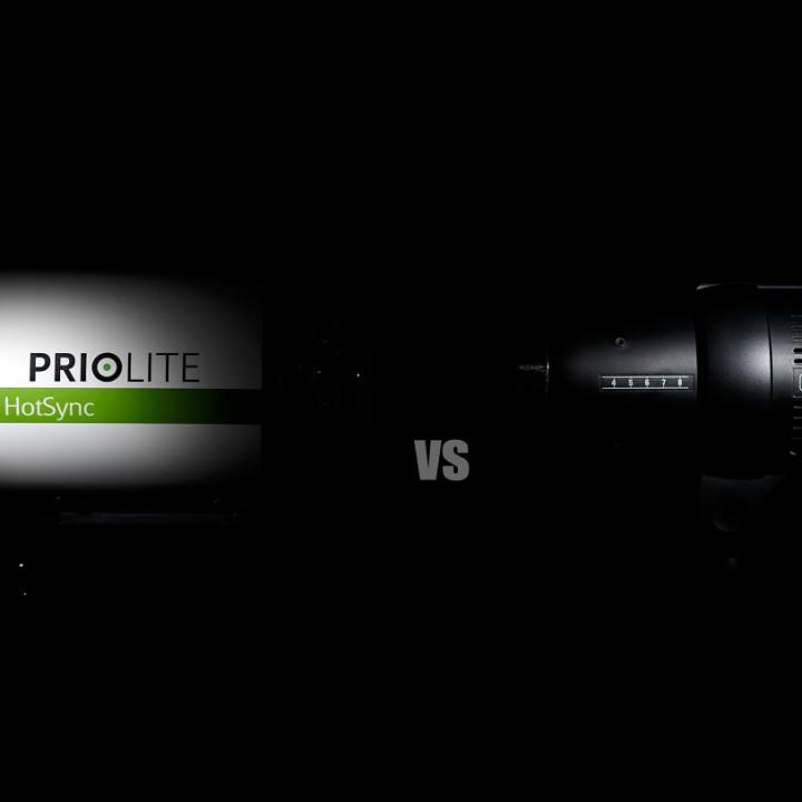 Souboj titánů: Priolite vs Profoto