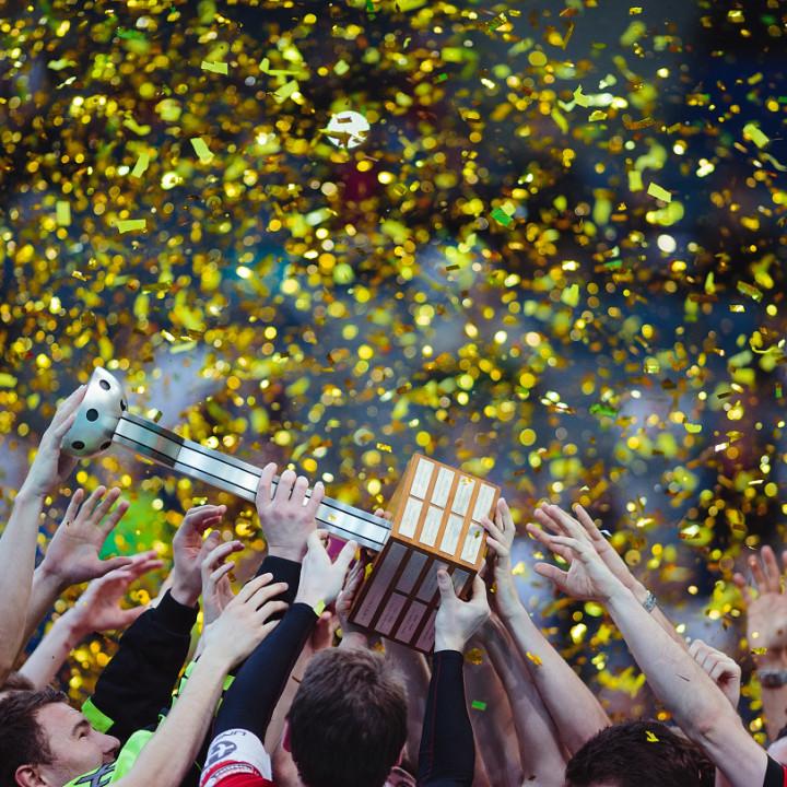 Superfinále florbalu 2015