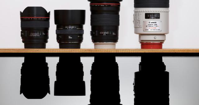 Jak se fotí s pevnými skly