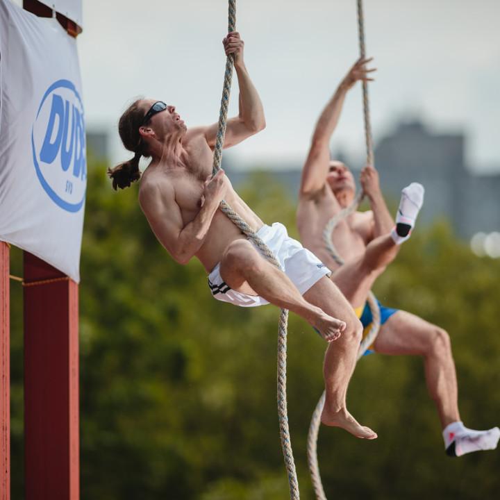 Modřanský Tarzan 2015
