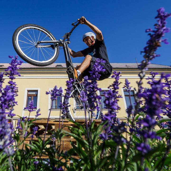 Mistrovství ČR v cyklotrialu