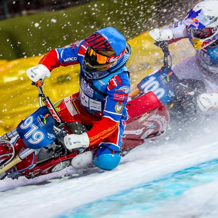Ice Speedway Gladiators Berlin 2016
