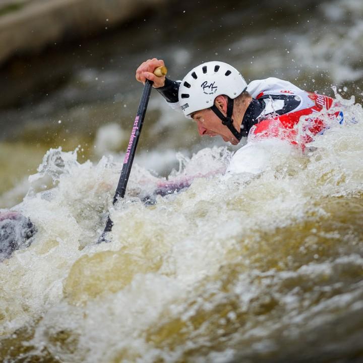 Český pohár ve vodním slalomu #4 2016