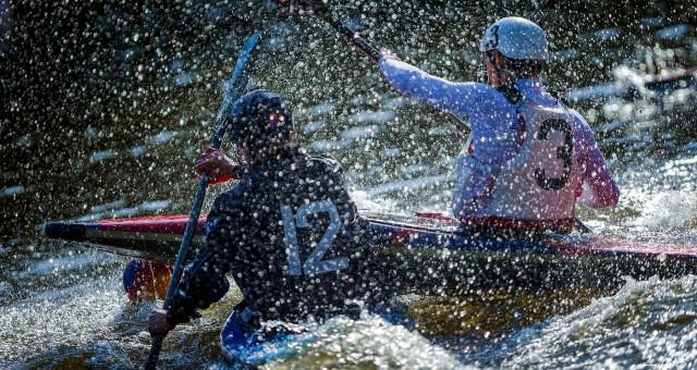 Mezinárodní turnaj v kanoe pólu