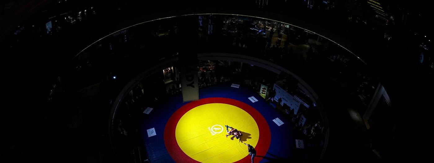 Arkády Olympic Wrestling