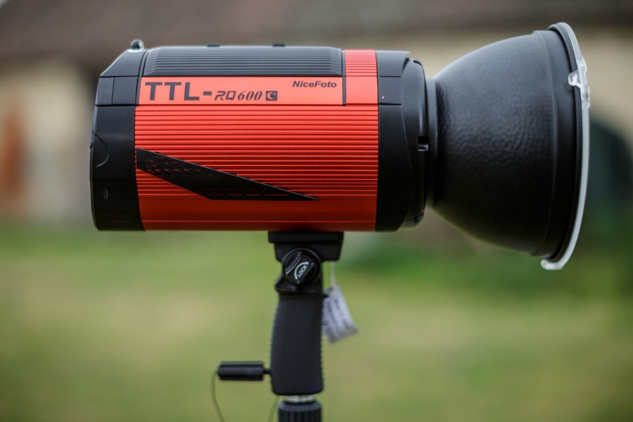 NiceFoto TTL-RQ600C