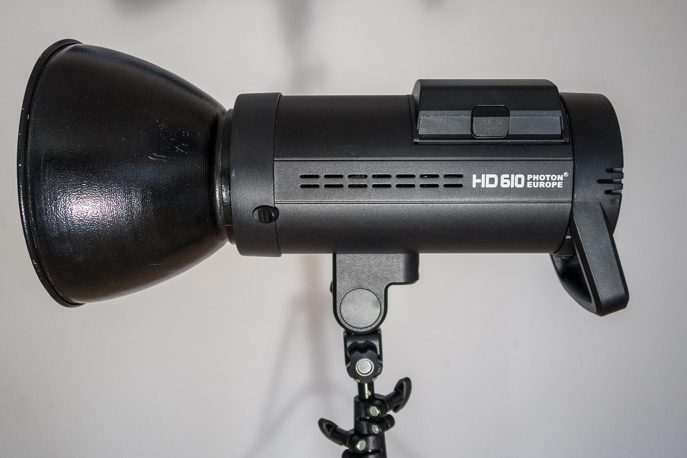 Photon Europe HD 610 v plné kráse