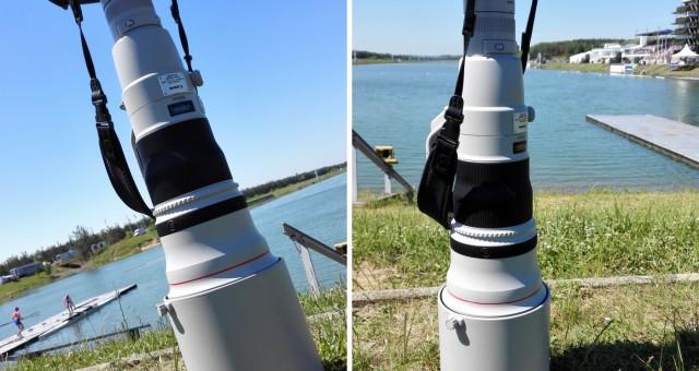 1200 mm na veslování