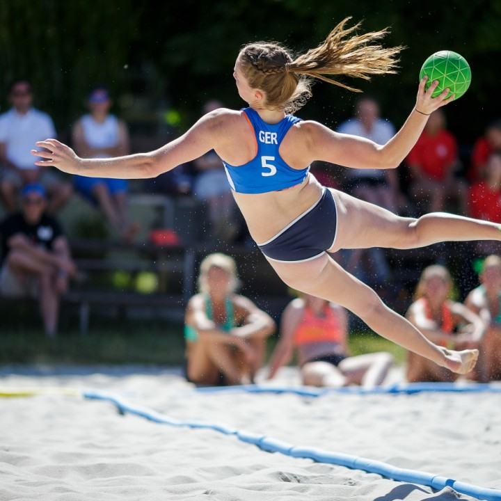 Prague Open Beach Handball Tournament 2017