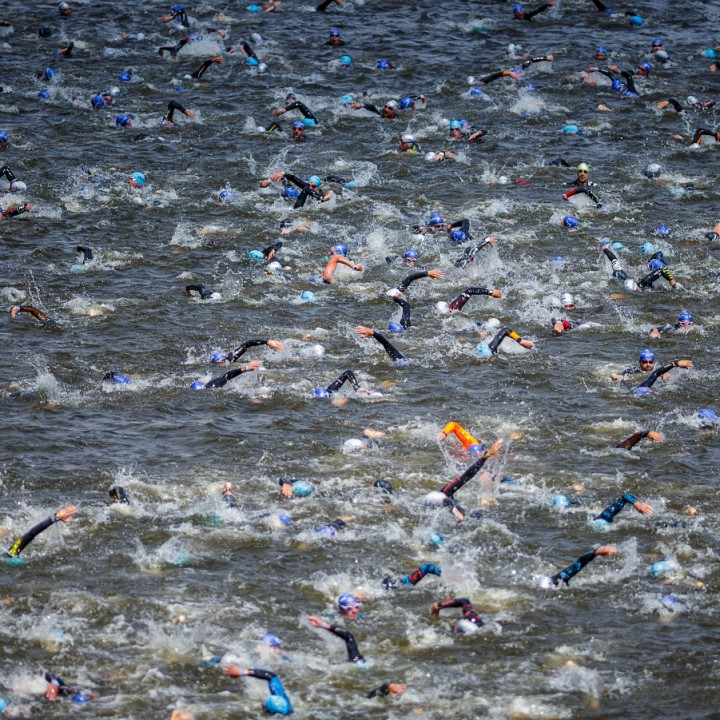 Challenge Prague triatlon 2017