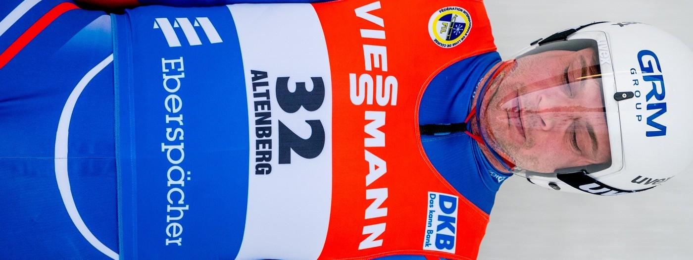 Světový pohár v sáňkování Altenberg 2017