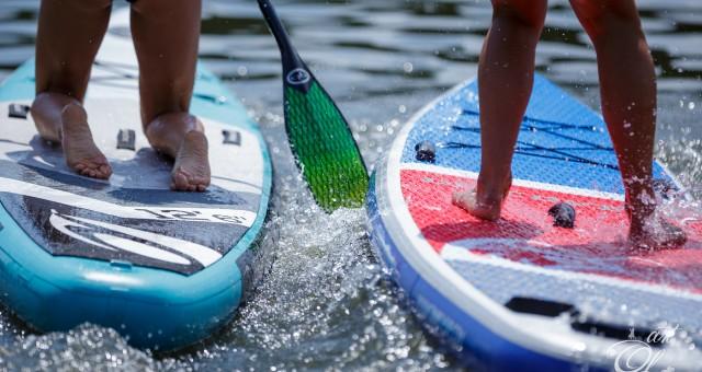 ČP v paddleboardingu