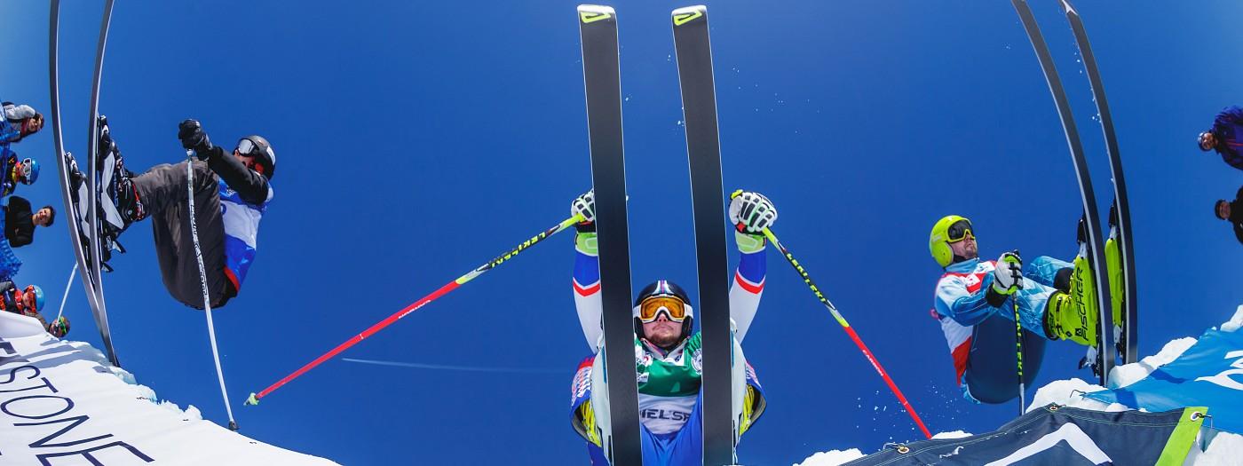 Český pohár ve skikrosu Boží Dar